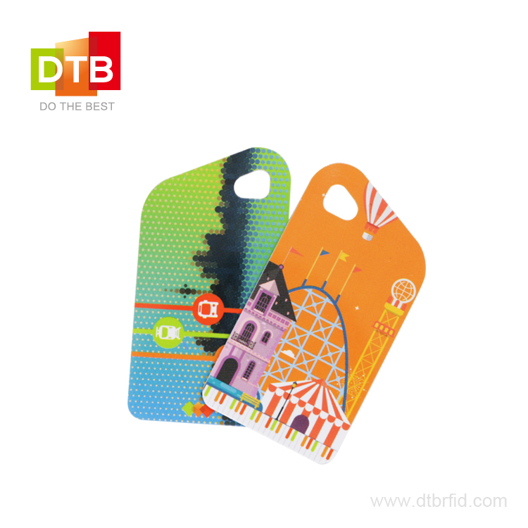 RFID Irregular Size Card