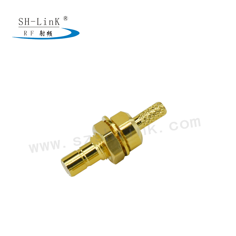 Favourable price SMC cable coaxial connector