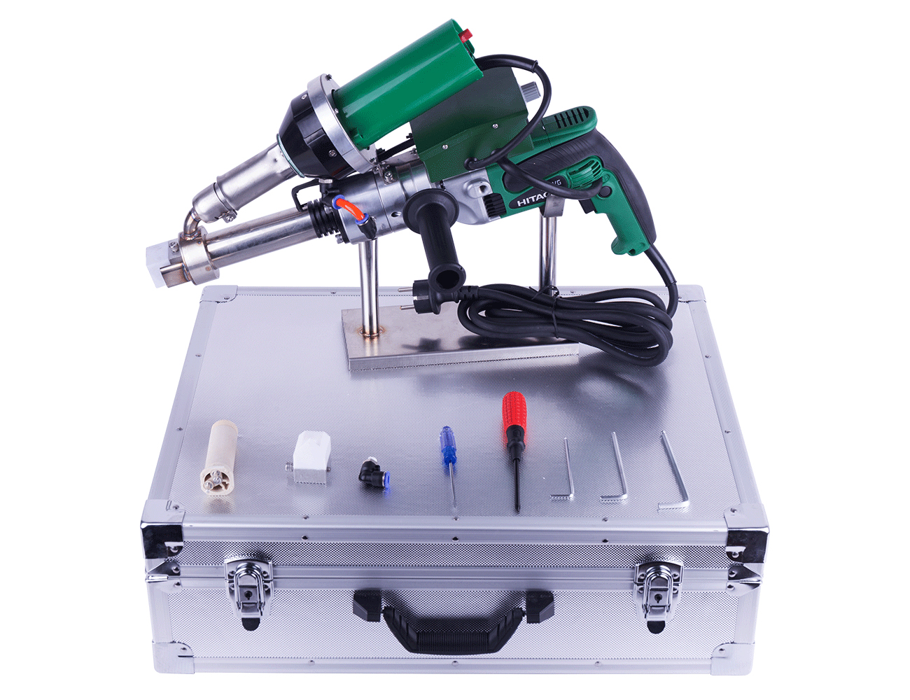 SWT-NS600A new handheld plastic extrusion welder