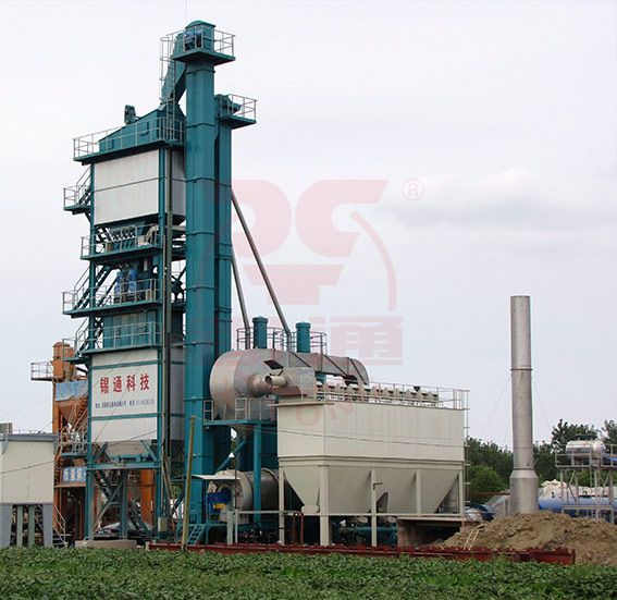 Asphalt Batching Plant with Auto Control System
