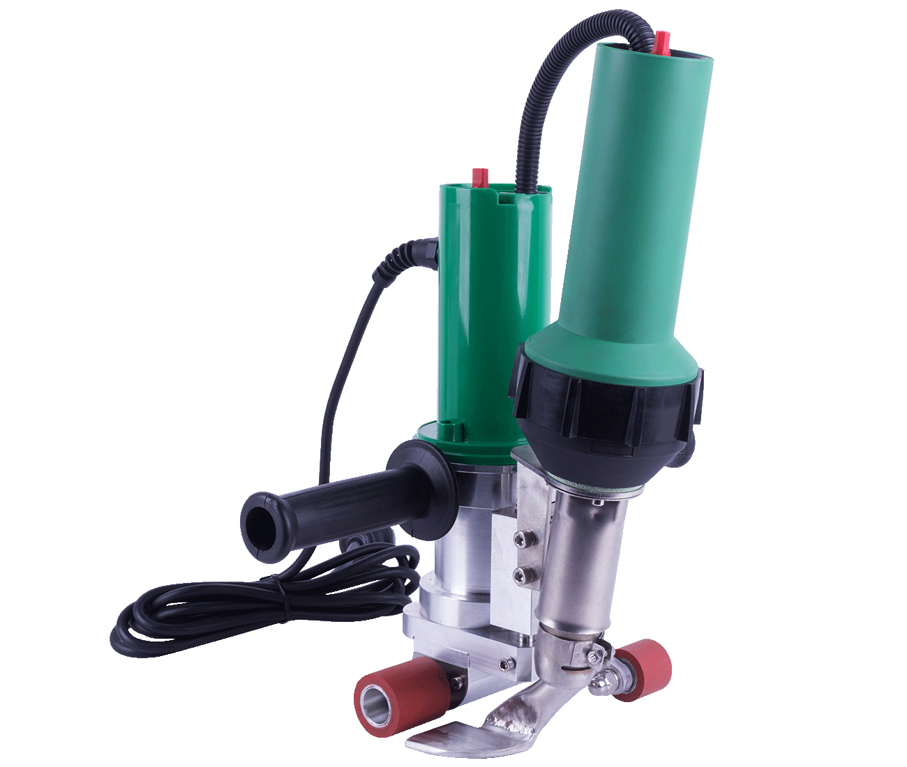 Ready to ShipIn Stock Fast Dispatch SWT-TAC hot air welding machine pvc membrane