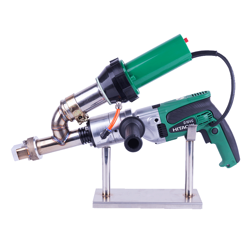 SWT-NS600E On Promotion Hand Hot Melt Extrusion Welding Gun with 3400W Heating Power