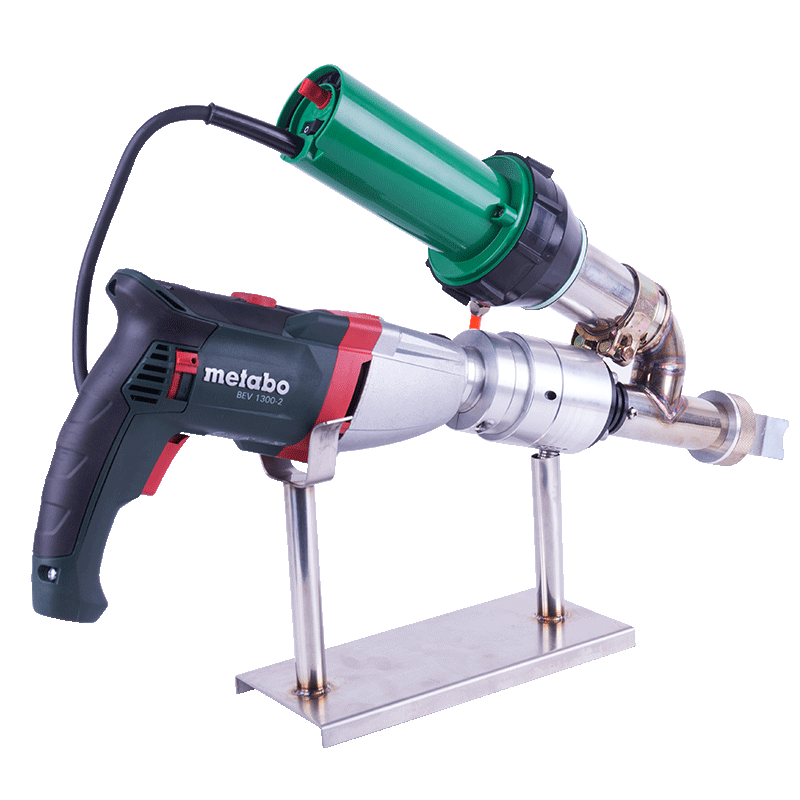 SWT-NS610E PE PP Rod Hand Plastic Extrusion Welding Gun