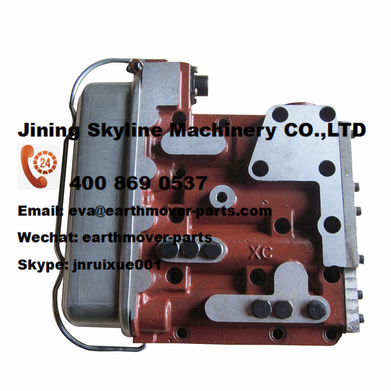 6WG180F TRANSMISSION GEARBOX CONTROL VALVE