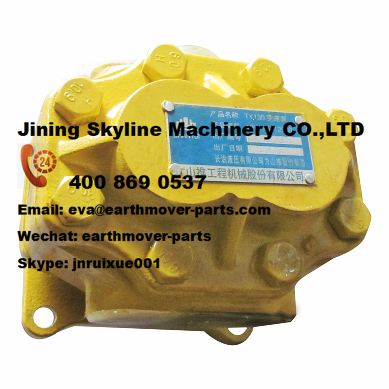 10Y-75-12000 bulldozer transmission pump