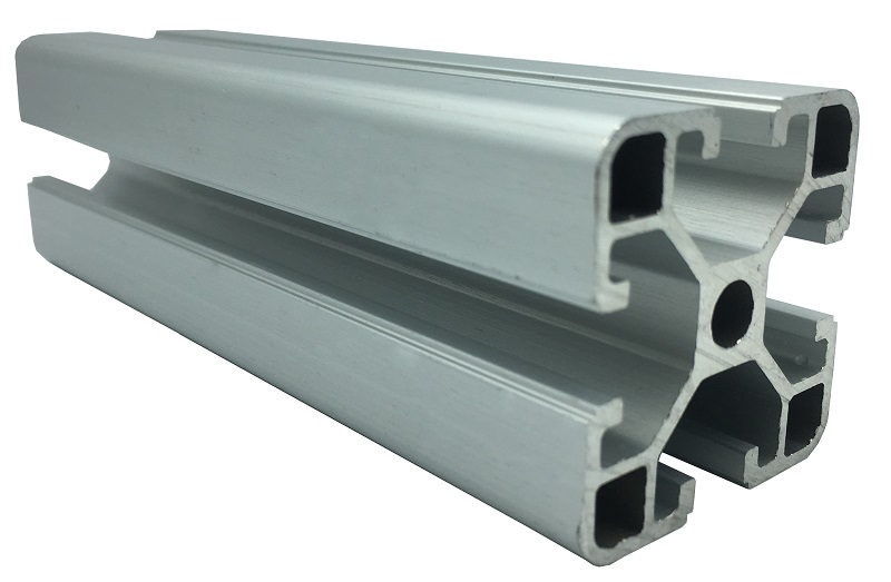 various types of aluminum profiles