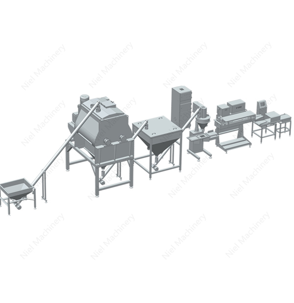Powder Mixer Machine