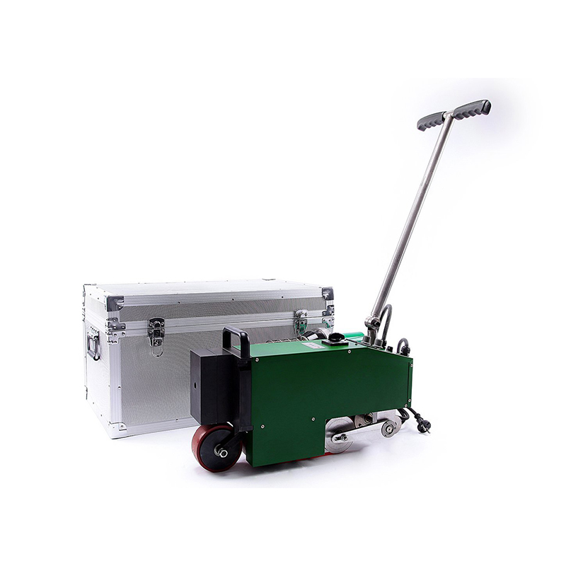 SWT-WP2 fabric hot air welding machine for pond liners