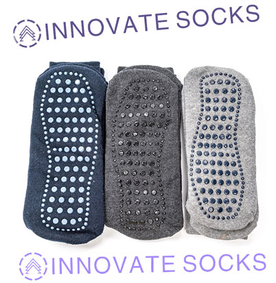 Non Slip Airplane Airline Socks