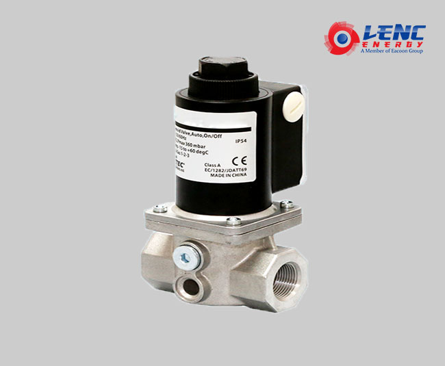 Adjustable Flow Solenoid Valve