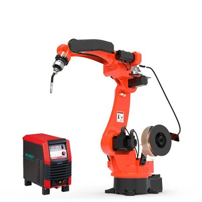 Сварочные роботы 6 Axis MIG Welding Robot For Stainless Steel