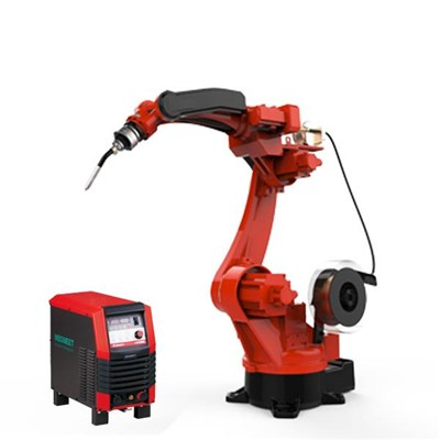 1650 Mm Arm Length Mig Welding Robot