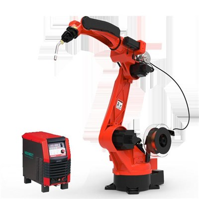 1800 Mm Arm Length Mig Welding Robot