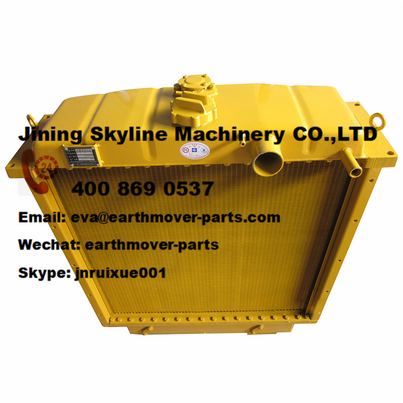 SD16 bulldozer water tank radiator 16Y-03A-03000