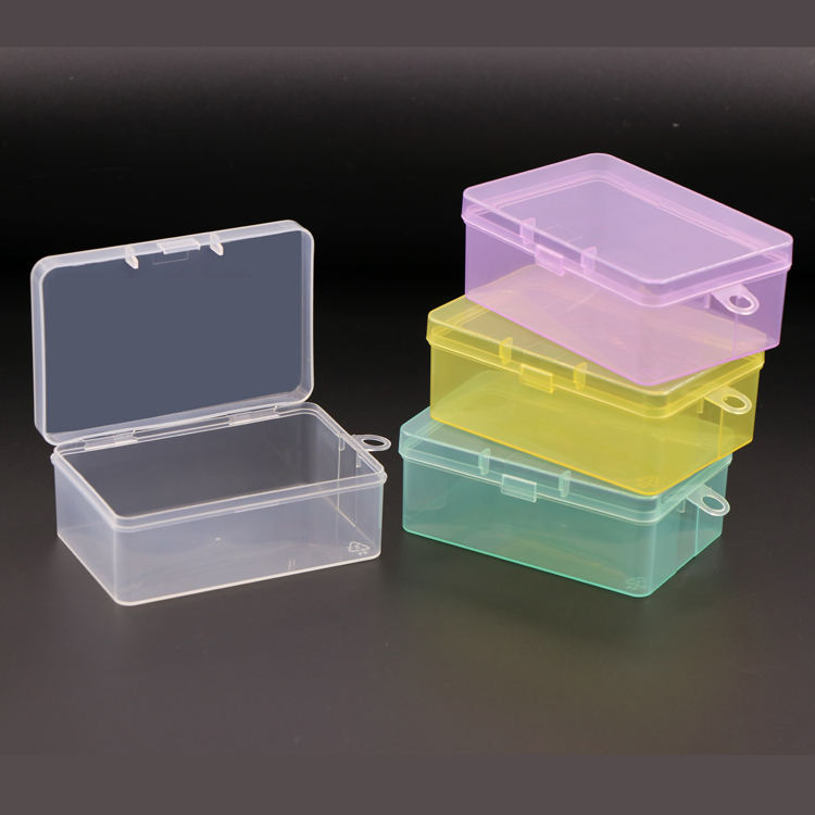 Weisheng Plastic Small Customize Storage Case Packing Box