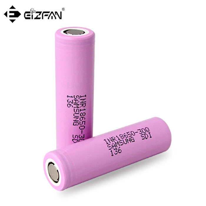 Hot Efan IMR High Amp 18650 2700mAh 50A 3.7V Battery