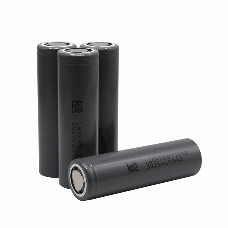 LG 21700 5000mAh 7.3A high capacity li ion rechargeable power solution battery