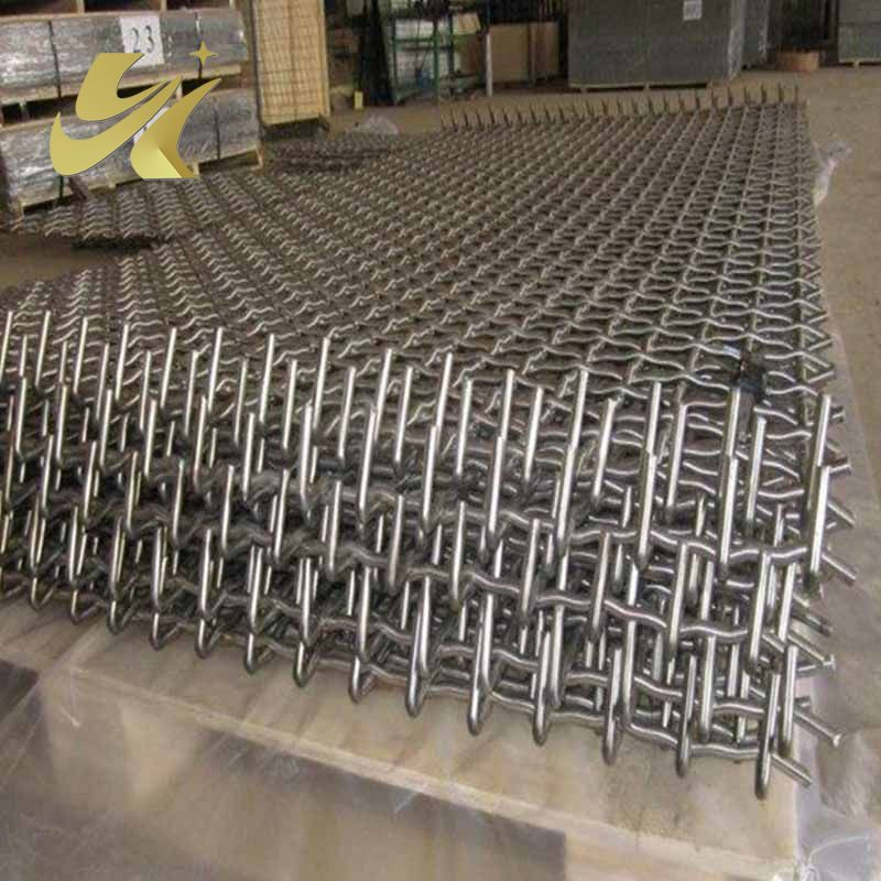 Wire Screen for Coal Mining Crimped Wire Screen