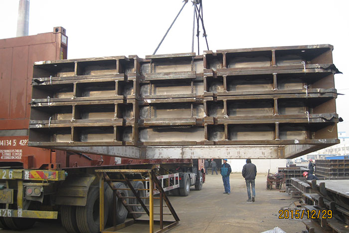 Custom Structural Steel weldments