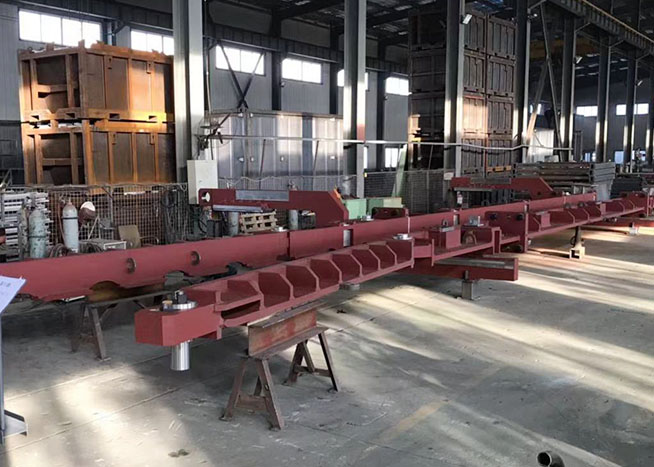 China Large Scale Welding