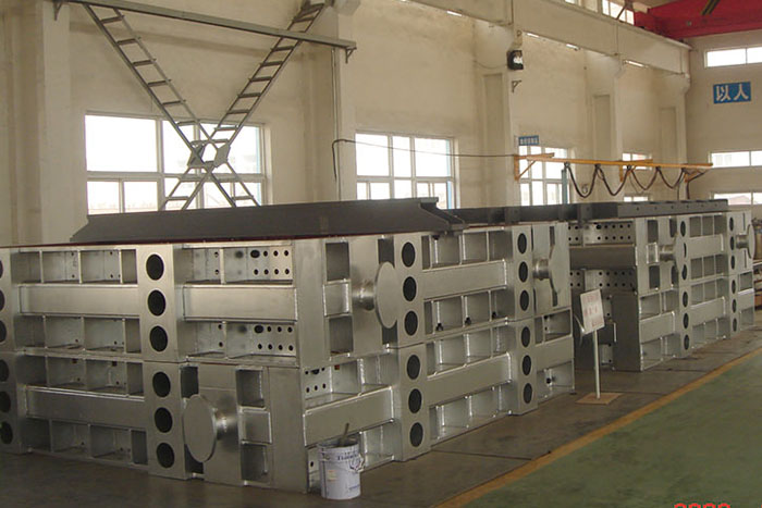 China Sheet metal Welded machined
