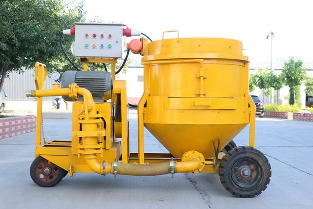 Secondary grouting machine