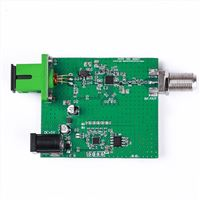 Cable TV amplification moduleOptical receiver module of the