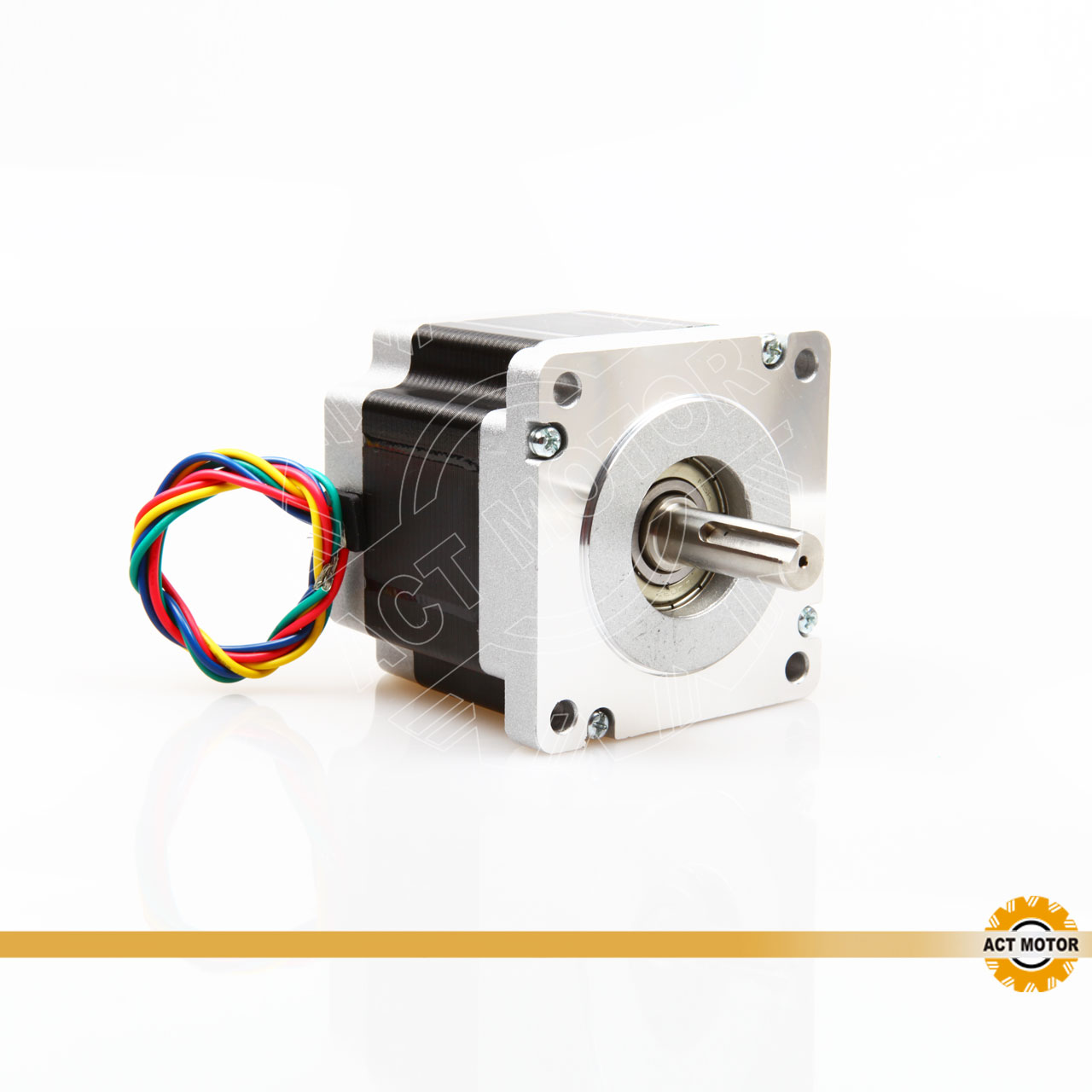 Two-Phase, FoTwo-Phase, Four-Phase Hybrid Stepper Motor 34HS8450-45ur-Phase Hybrid Stepper Motor 34HS8450-45