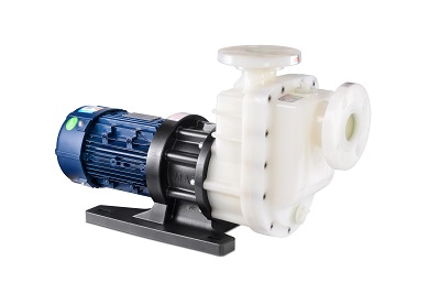 New launched run dry self priming pump