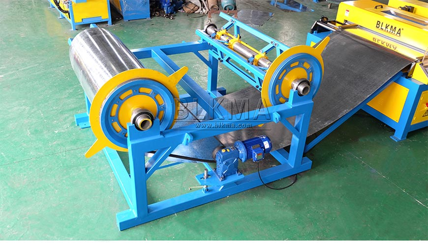 Auto Duct Production Line 2