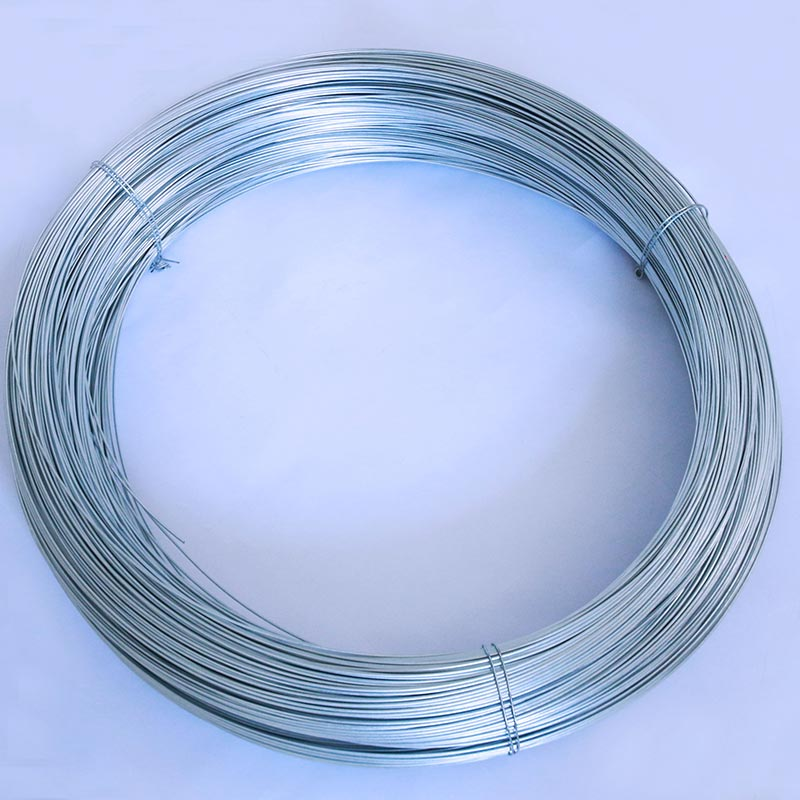 Elector-Galvanized Wire