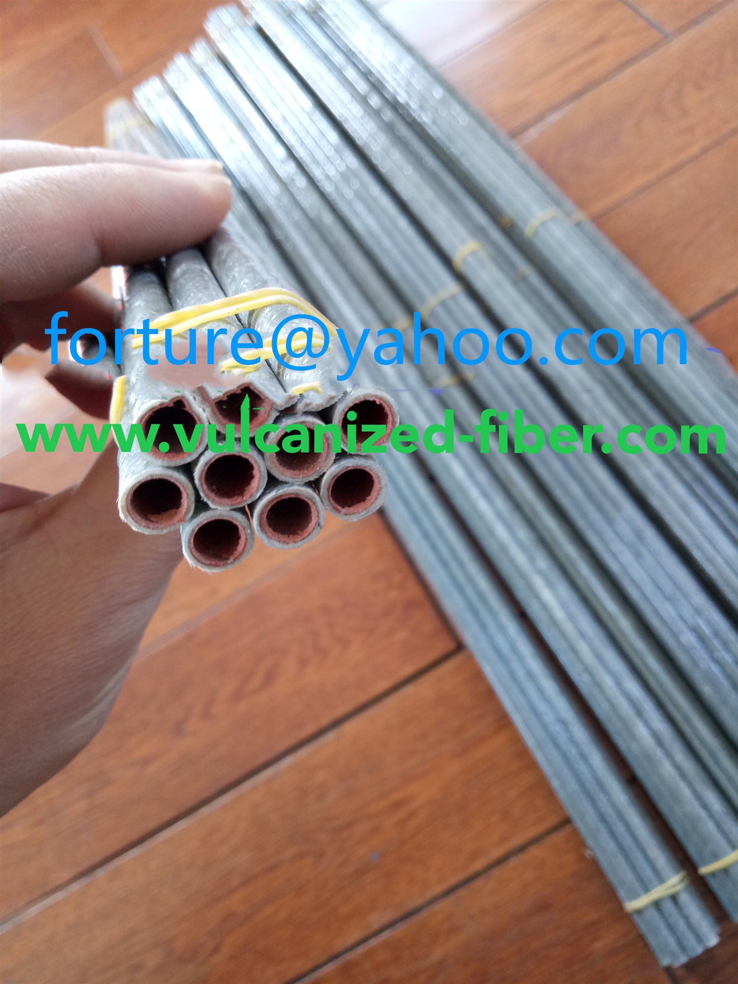 Fuse tubes/arc-extinguishing fuse tubes/vulcanized fiber fuse tubes/fuse tubes for high-voltage fuses