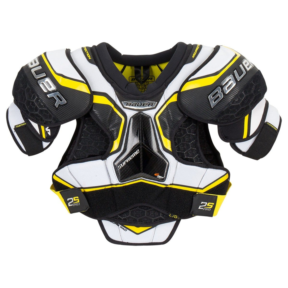 Bauer Supreme 2S Pro Junior Hockey Shoulder Pads