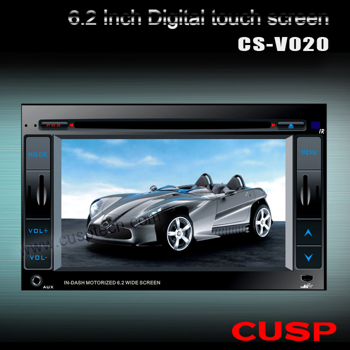 CS-V020 2din special CAR media PLAYER touch screen for VW PASSSAT