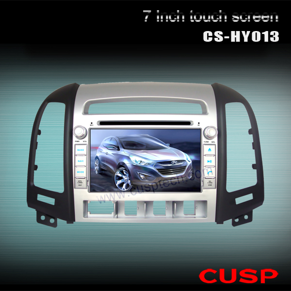 CS-HY013 special 7 inch CAR dvd PLAYER WITH GPS bluetooth