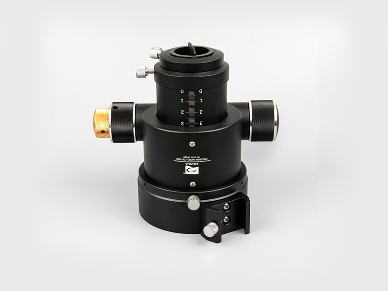 Single-Speed Focuser for Refractor Telescope