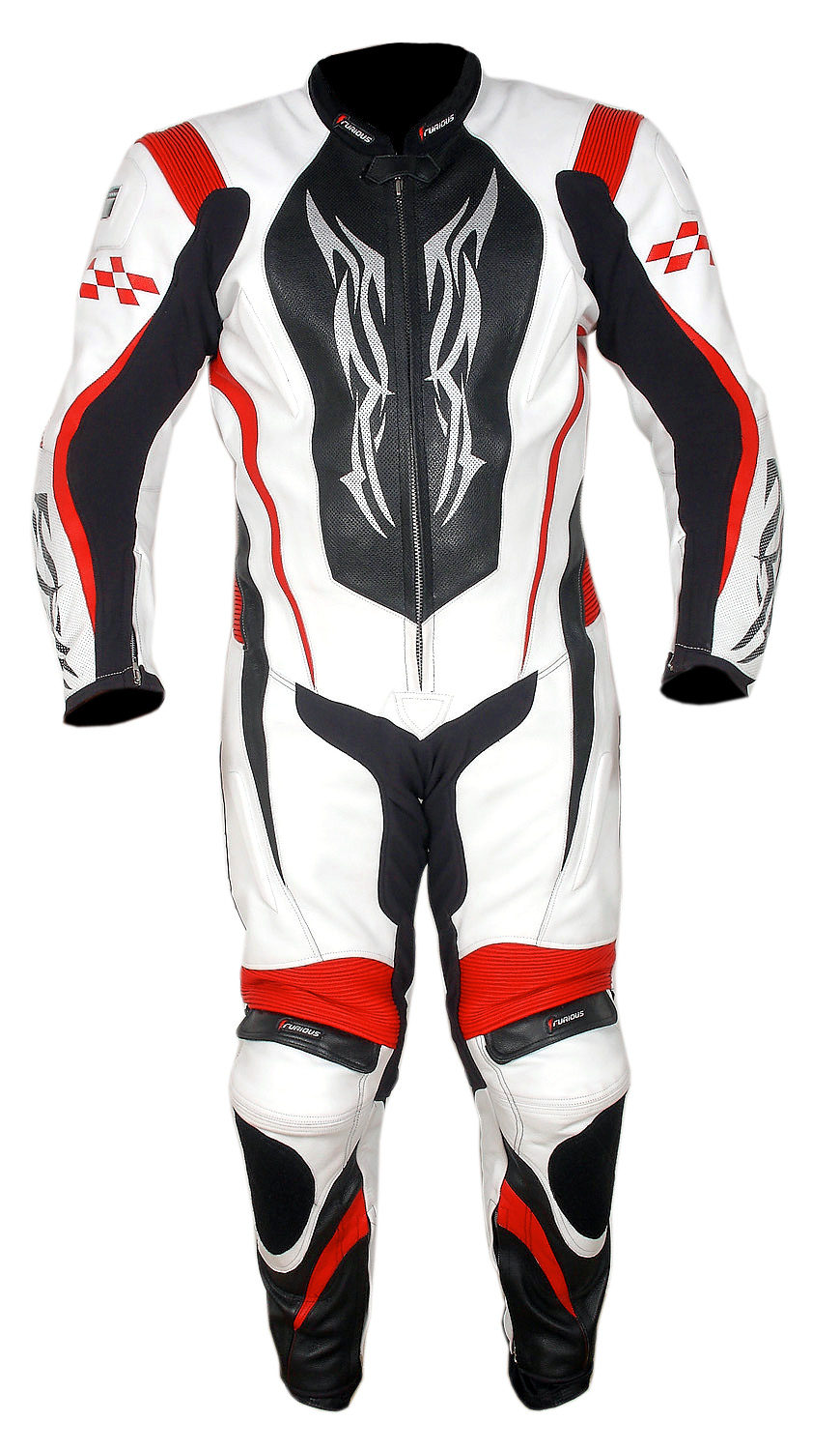 Motorcycle One Piece Leather Racing Suits