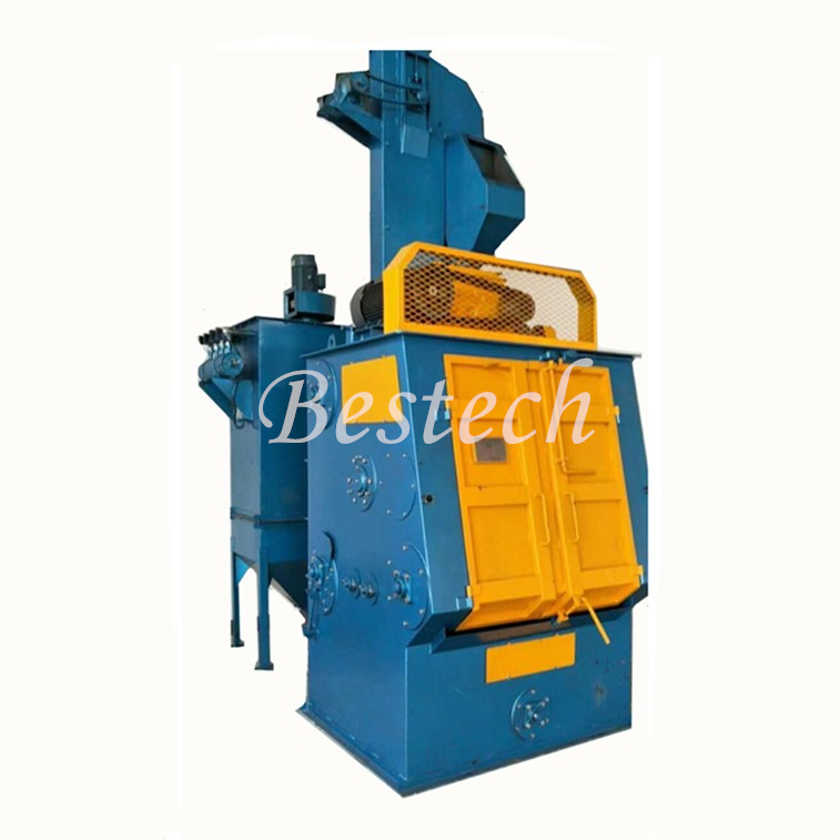 Crawler Belt Shot Blasting Machine