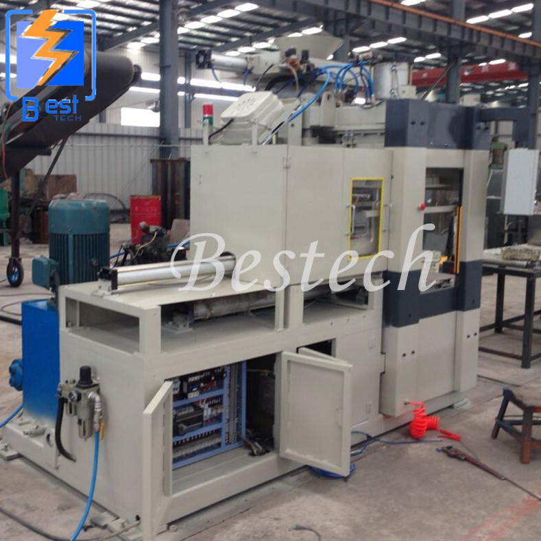 Horizontal Flaskless Sand Molding Machine