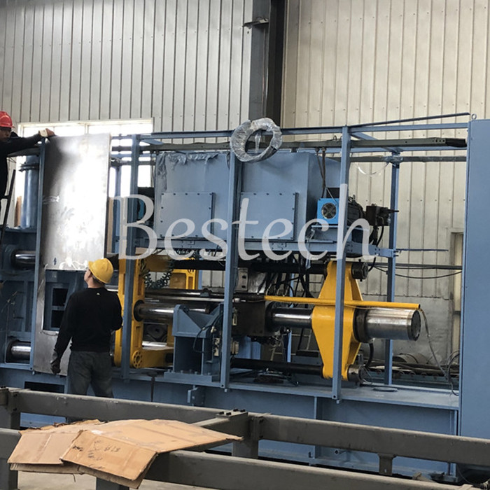 Vertical Flaskless Sand Molding Machine