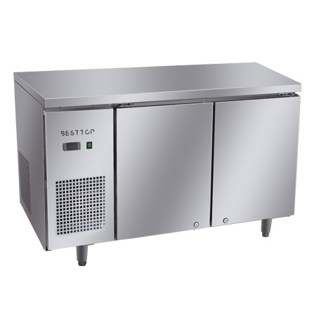 2 Door Undercounter Freezer