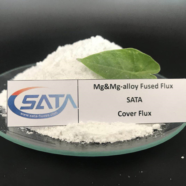 Mg Alloy Flux
