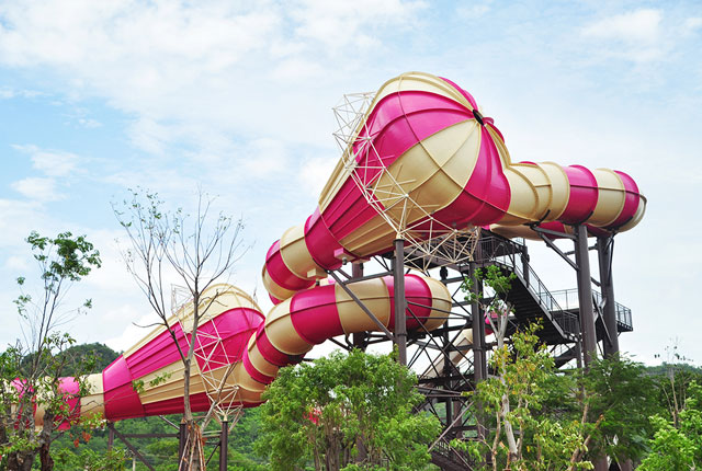 Tantrum Valley Slide