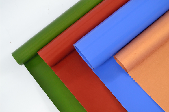 One Side PTFE Coated Fiberglass Fabrics