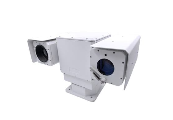 TC400PTZ/TC600PTZ Medium-Loaded IP Thermal Security Cameras
