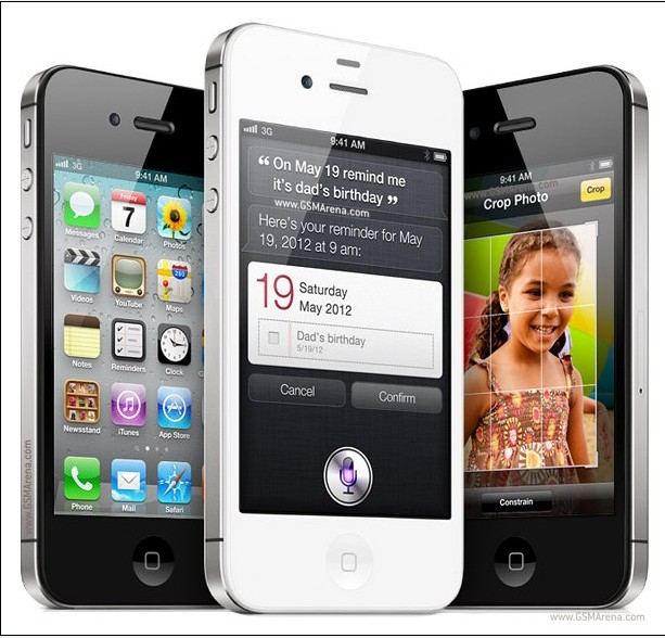 Apple iPhone 4S 64GB Fully Never Locked White