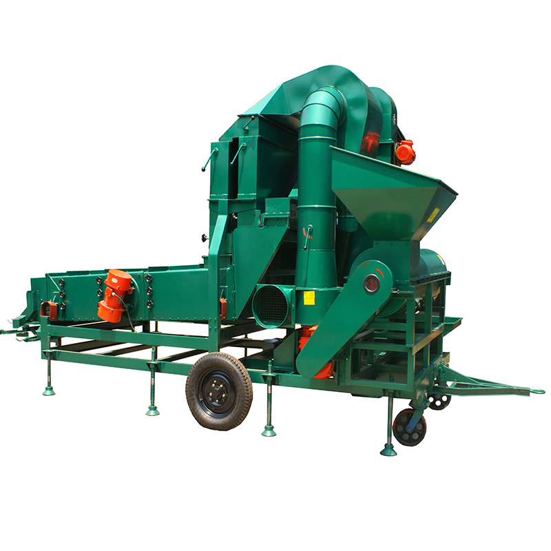 5XCFC Series Grass Seed Huller and cleaning machine