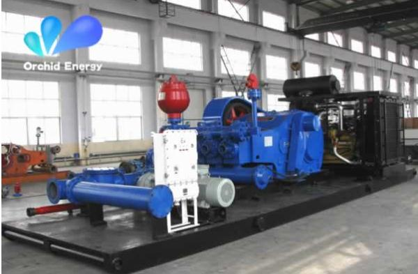 API Mud pump,mud pump spare parts supplier with series of Emsco, Gardner Denver, National Oilwell.F1600 or PZ etc.