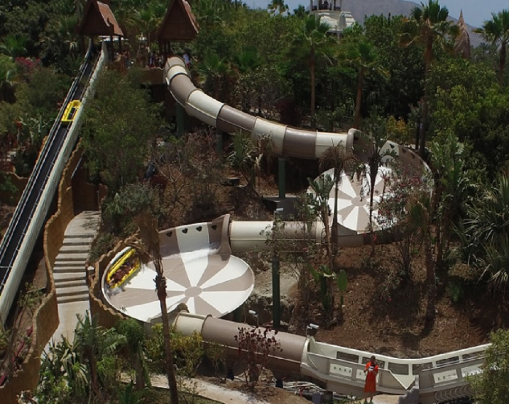 Storm Valley Water Slide