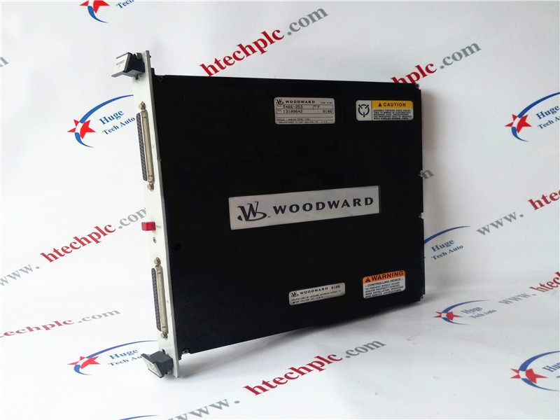 WOODWARD 5466-348 Rev. F Module New Original Sealed